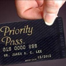 Priority Pass Альфа-Банк