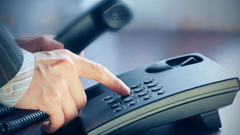 Через телефон техподдержки организована ускоренная авторизация